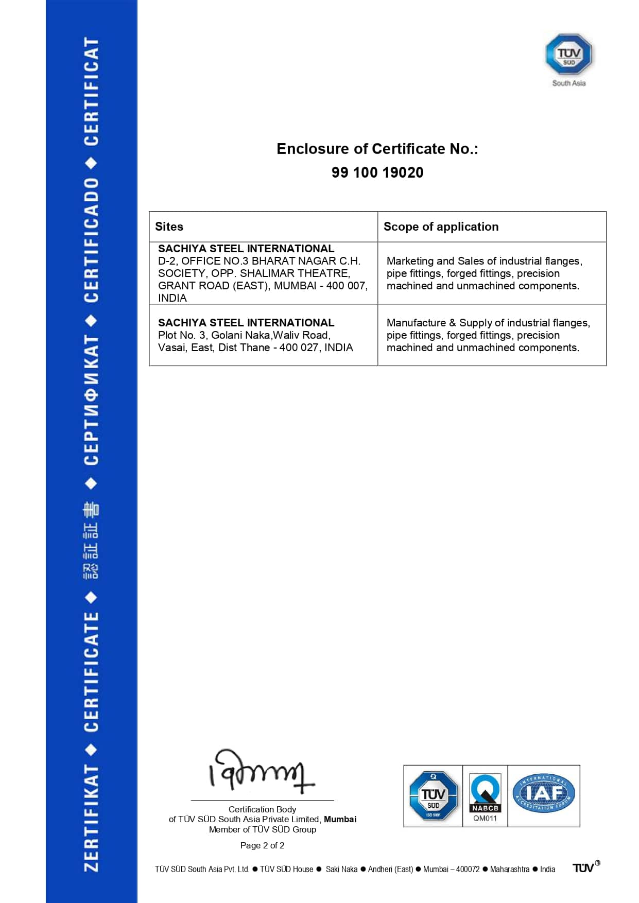 tuv certified fasteners manufacturers 1