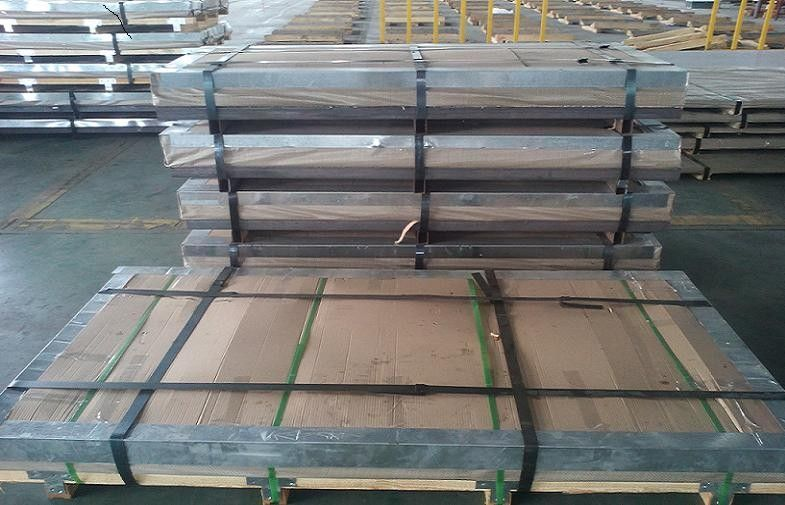 2B Finish Stainless Steel Sheets